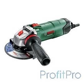 Bosch PWS 850-125 Угловая шлифовальная машина [06033A2720] 850 Вт, 12 000 об/мин, Вес: 1,84 кг, кейс