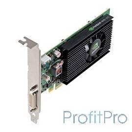 PNY NVS 315 1GB RTL [VCNVS315DVI-PB] PCIEx16 DMS59 to 2xDVI-I