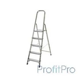 Лестница-стремянка СИБИН стальная, 5 ступеней, 103 см [38803-05]