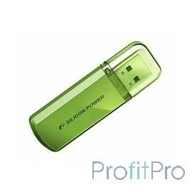 Silicon Power USB Drive 64Gb Helios 101 SP064GBUF2101V1N USB2.0, Green