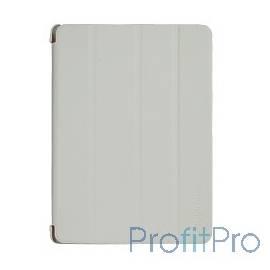 Чехол Continent IP-50 WT Эко кожа/пластик, белый, для IPad Air