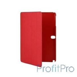 SUMDEX SN-104 RD Чехол для Samsung Galaxy Note (2014 Edition) [SN-104 RD] красный 10.1&apos,Эко кожа/Пластик