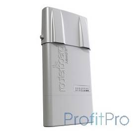MikroTik RB912UAG-2HPnD-OUT BaseBox 2  Точка доступа 1UTP 10/100/1000Mbps,802.11b/g/n, USB