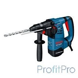 Bosch GBH 3-28 DRE Перфоратор SDS-plus [061123A000] 800 Вт, 3.5Дж, 3.6кг, 3реж, кейс