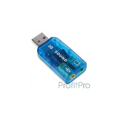 C-media ASIA USB 6C V Звуковая карта USB TRUA3D (C-Media