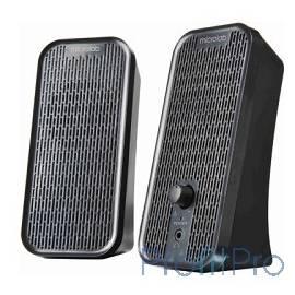 MICROLAB B-55 чёрные (USB), 2.0, 4 Вт RMS, 80 - 18000 Гц