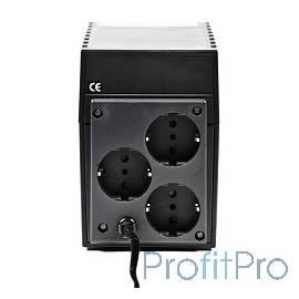 UPS Powercom RPT-800A EURO Raptor, Line-Interactive, 800VA / 480W, Tower, Schuko
