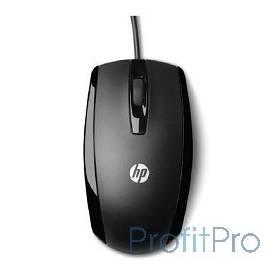 HP X500 [E5E76AA] Mouse USB black