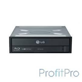 LG BD-RW  BH16NS40/ 16x/ H/H/Tray/SATA/ внутренний Black (OEM)