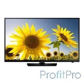 "Samsung 24"" UE24H4070AU черный HD READY, USB, DVB-T2, 100CMR(RUS)"