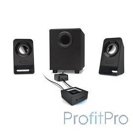 Logitech Z213 980-000942 Multimedia Speaker System Black Колонки 2.1