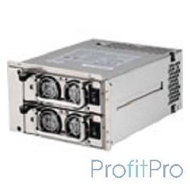 Procase Блок питания с резервированием IRP600 [IRP600] PS2+ATX(600W+600W(1+1)),80+Silver,185*150*85mm,Активный PFC,+5B20A,+12B8