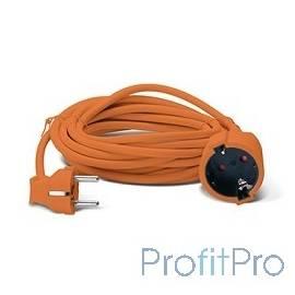 SVEN Удлинитель Elongator 3G -5m, оранжевый 1 розетка