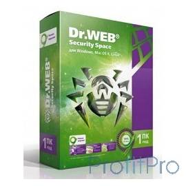 ПО DR.Web Security Space 1 ПК/1 год (BHW-B-12M-1-A3)