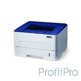 Xerox Phaser 3052V_NI A4, Laser, 26 ppm, max 30K pages per month, 256 Mb, PCL 5e/6, PS3, USB, Eth, 250 sheets main tray, bypass
