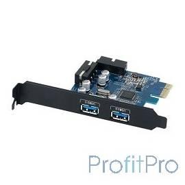 ORICO PVU3-2O2I Контроллер PCI-E ORICO PVU3-2O2I