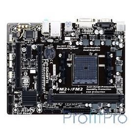Gigabyte GA-F2A68HM-DS2 (V1.1) RTL AMD A68M, FM2+, DDR3, PCI-E, SATAIII, GBL, 7.1Audio, DVI, D-Sub, mATX (uATX)