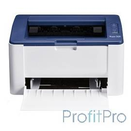 Xerox Phaser 3020V_BI A4, Laser, 20 ppm, max 15K pages per month, 128MB, GDI P3020BI