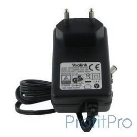 YEALINK PA 5VDC Блок питания PA 5VDC 1.2A для SIP-T20(P), SIP-T22(P), SIP-T26(P), SIP-T28(P), SIP-T41(P), SIP-T42G