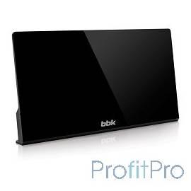BBK DA15 черная Комнатная цифровая DVB-T антенна