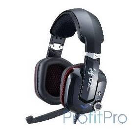 Genius CAVIMANUS HS-G700V Black Наушники с микрофоном, 1.5м