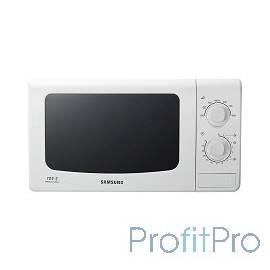 Микроволновая печь Samsung ME81KRW-3, белый