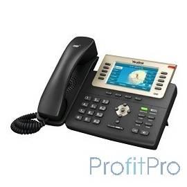 YEALINK SIP-T29G SIP-телефон, цветной экран, 16 линий, BLF, PoE, Gig