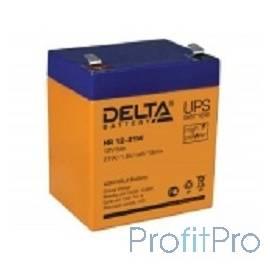 Delta HR 12-28W (7 А\ч, 12В) свинцово- кислотный аккумулятор