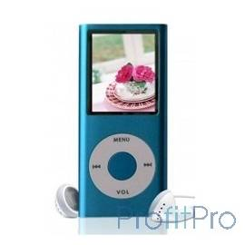 Perfeo цифровой аудио плеер Perfeo Music I-Sonic, голубой (VI-M011 Blue)
