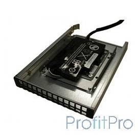 """Держатель диска MCP-220-83601-0B - Black FDD dummy tray,supports 1x 2.5"""" slim HDD (9.6mm thick)"""