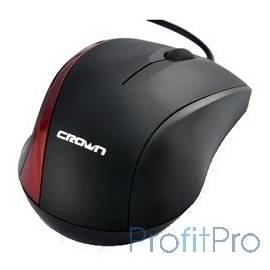 CROWN CMM-009 Black&RED [CM000000341]