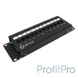 5bites LY-PP5-48 Патч-панель UTP / 5E / 12P / FRONT DUAL IDC / 2U / L287MM / WALL
