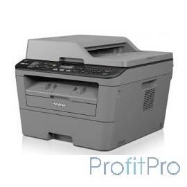 Brother MFC-L2700DWR, A4, 32Мб, 26стр/мин, факс, GDI, дуплекс, ADF35, LAN, WiFi, USB, старт.картридж 700стр, 3года гарантии (МФ
