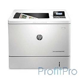 HP LJ Enterprise 500 color M553dn (B5L25A) (A4, 1200dpi, ImageREt 3600, 38(38) ppm, 1 Gb, 2 trays 100+550, Duplex, USB/GigEth,