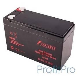 Powerman Battery 12V/7,2AH [CA1272]
