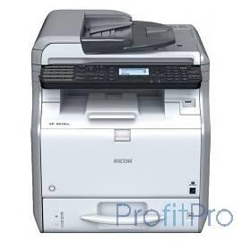 Ricoh SP 3610SF[906386/407306]Принт/Коп/Скан/Факс.A4,Светодиод,30с/м.Дуплекс,макс.нагруз50Кс/м,ДАПД35л,подач 250+100л,Проц-р500