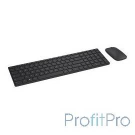 Microsoft Designer Bluetooth desktop Клавиатура + мышь, USB Bluetooth(7N9-00018)