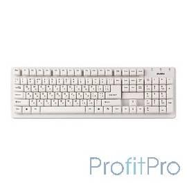 Keyboard SVEN Standard 301 USB белая SV-03100301UW