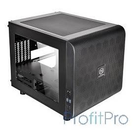 Case Tt Core V21 [CA-1D5-00S1WN-00] mATX/ win/ black/ USB3.0/ no PSU