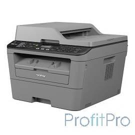 МФУ лазерное Brother MFC-L2700DNR принтер/ сканер/ копир/ факс, A4, 24стр/мин, дуплекс, ADF, 32Мб, USB, LAN (замена MFC-7360NR)