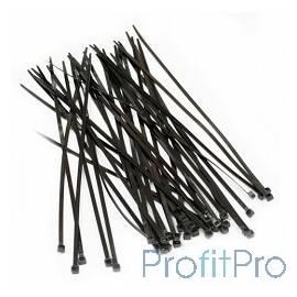 Gembird NYTFR-300x4.8 Стяжки пластиковые, морозостойкие 300 мм х 4.8 мм, черные (100 шт.)