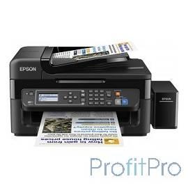 Epson L566 (C11CE53403) принтер/копир/сканер/факс, 33/15ppm, 5760x1440, ADF, WiFi