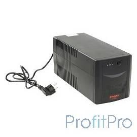 Exegate EP212518RUS ИБП Exegate Power Back UNB-1000 1000VA, Black, 2 евророзетки+2 розетки IEC320