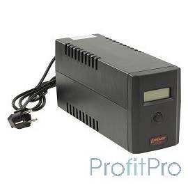 Exegate EP212517RUS ИБП Exegate Power Smart ULB-800 LCD 800VA, Black, 2 евророзетки, USB