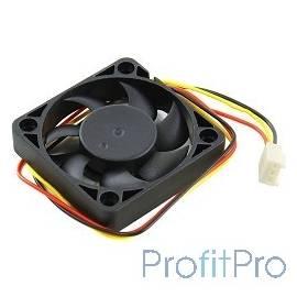 5bites F5010B-3 Вентилятор 50 x 50 x 10мм, подшипник качения, 4500RPM, 24dBa, 3 pin