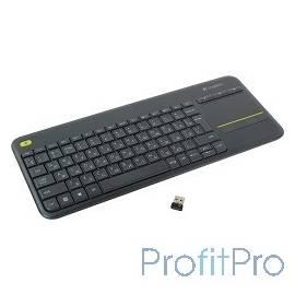 920-007147 Logitech Keyboard K400 Wireless Touch Plus USB RTL
