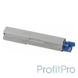 OKI 45862850 Тонер картридж, Magenta MC853/873 (7300стр)