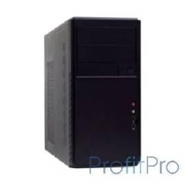 Foxline FL-516-FZ450R mATX , 450W, 2xUSB, Black, 8cm. fan on the rear, 12 cm fan PSU, power cord