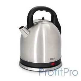 Чайник MYSTERY MEK-1635, 2000Вт, 3.5 л, нерж. сталь
