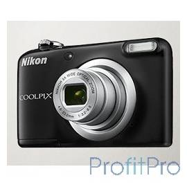 """Nikon CoolPix A10 черный 16Mp 5x 2.7"""" 720p SDXC /AA"""